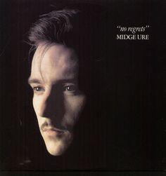 Midge Ure - No Regrets (EP)