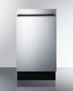 Summit DW18SS 18 Energy Star Dishwasher with 8 Place Settings 2 Racks 4 Wash Settings Ultra Quiet Performance Time Indicator Time Delay Leveling Legs and Three Filter System in Stainless * Be sure to check out this awesome product.
