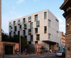 Risultati immagini per Prototypical Hospital Project by Grafton Architects