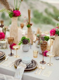 Check out these Moroccan inspired wedding ideas!