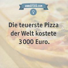 Womit sie belegt war: http://www.unnuetzes.com/wissen/11448/teuerste-pizza-der-welt/