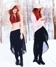 SOMEDAY (by Mary Volkova) http://lookbook.nu/look/4457265-SOMEDAY