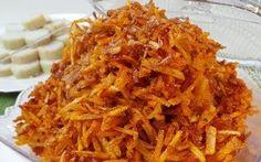 Tips Resep Sayuran Kering Kentang Ebi #Resep #Indonesia