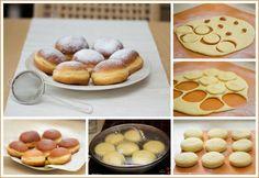 Rádi jíme - aneb vaření a pečení u nás doma - Plněné perníčky - Album uživatelky zzuzziik - Foto 253 Hamburger, Peach, Bread, Fruit, Food, Brot, Essen, Baking, Burgers