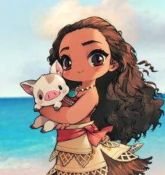 I love love love Moana she us so cool:) she is actually one of my fave disney gals along with jasmine