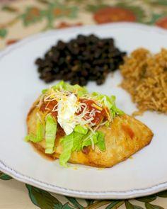 Taco Pockets | Plain Chicken