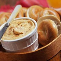 Pumpkin Cream Cheese Spread