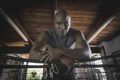 Evander Holyfield steps into the ring to send a message for the Prostate Cancer Foundation: even tough guys need to get checked for prostate cancer.