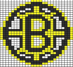 On a reader's request (who had found my Red Sox Knitting Charts), I have created two different Bruins logo knitting charts (see the pattern page for both charts). The large chart is and the small chart is Bead Loom Patterns, Beading Patterns, Cross Stitch Patterns, Beading Ideas, Loom Beading, Knitting Charts, Knitting Patterns Free, Crochet Patterns, Knitting Ideas