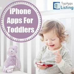 Best iPhone Apps For Toddlers