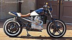 Originality is not dead in the world of custom rebuilds: Josh Mott Racing '79 CX500 - Motorcycle USA
