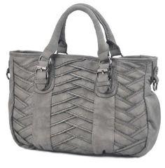 I want a gray purse
