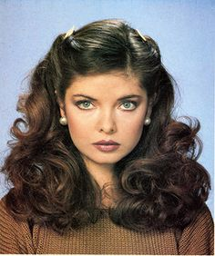 70's hair-Susie had sort of curly, mousy hair, and although she did not value beauty the most, she did want to feel pretty to be liked by boys, especially Ray Singh