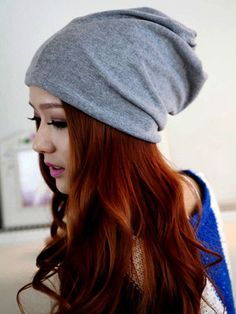 fb50f0fddbb spring 3 way to wear(as beanies ring scarf headscarf)neck warmer beanie cap  autumn hat for women
