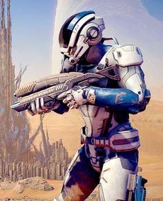 loga-boga: Anyone else really loving the armor... - Andromeda Initiative | tempest-ssv