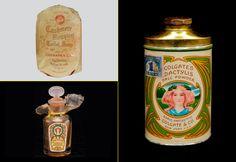 """""""Primeras etiquetas y packagings de los productos de Colgate (1866)"""""""