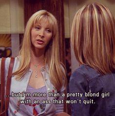 Phoebe, Friends