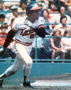 Rod Carew (Baseball Hall of Famer)