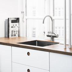 Classic Basis01 Reform kitchen in a Copenhagen home www.reformcph.com