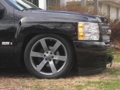 Chevrolet Ss Wheels