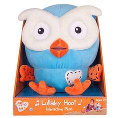 Giggle & Hoot Lullaby Hoot Interactive Plush
