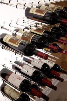 Modern Wine Cellar Hawaii Vin de Garde RYE WINE CELLAR - modern - Wine Cellar - New York - Vin