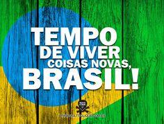 #MudaBrasil #paz #vemprarua #VerásQueUmFilhoTeuNãoFogeALuta