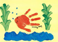 HAND PRINT ART - Yahoo Image Search Results