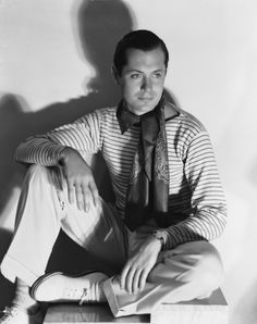 Life of Excess Old Hollywood Glam, Hollywood Fashion, Hollywood Actor, Hollywood Stars, Classic Hollywood, Robert Montgomery, Elizabeth Montgomery, George Hurrell, Lisa