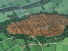 「昔、ここに町があった。」/「瀬尾@コミティア/G23a」の漫画 [pixiv]