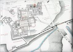 Basilica Constantiniana, Lateranorum Aedes; Porta Asinaria; Rodolfo Lanciani