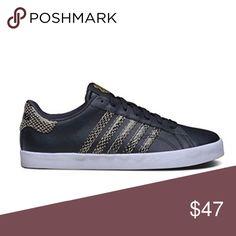 8a695d1fe5f949 K-Swiss Belmont So Snake Women s Sneaker Sz 11
