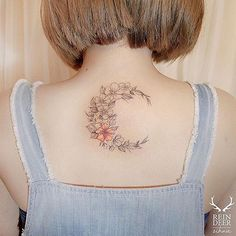 Moon Tattoo Design…