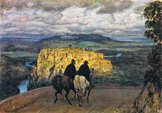 Hans Thoma ~ Symbolist painter | Tutt'Art@ | Pittura * Scultura * Poesia…