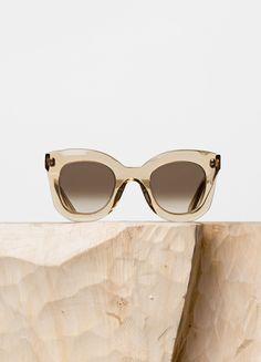cdcd2c85a680 Baby Marta Sunglasses in Acetate - Céline Hedi Slimane
