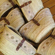 Solamante woven bags, style with a soul.