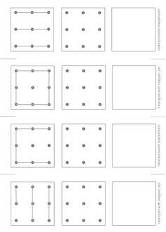 RENDES Risovalka-POVTORYALKI - Nyomtatás és Döntetlen :: Games, hogy a gyerekek játszanak, és azt Visual Motor Activities, Visual Perception Activities, Autism Activities, Symmetry Worksheets, Worksheets For Kids, Prewriting Skills, Pattern Worksheet, Handwriting Activities, Math Patterns