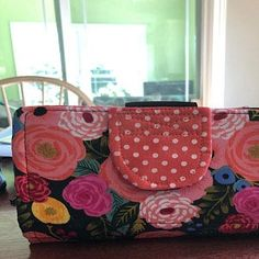 Your place to buy and sell all things handmade Diy Cash Envelope Wallet, Cash Envelope System, Cash Envelopes, Paper Envelopes, Dave Ramsey Envelope System, Cute Wallets, Floral Clutches, Clutch Wallet, Budgeting