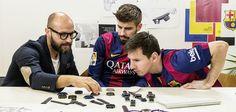 La colección de relojes que Maurice Lacroix diseñó en colaboración con la plantilla del Fútbol Club Barcelona