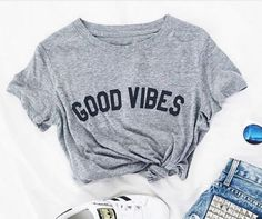 GOOD VIBES Women'... http://www.jakkoutthebxx.com/products/good-vibes-womens-casual-t-shirt?utm_campaign=social_autopilot&utm_source=pin&utm_medium=pin  #wanelo #shoppingtime #whattobuy #onlineshopping #trending #shoppingonline #onlineshopping #new