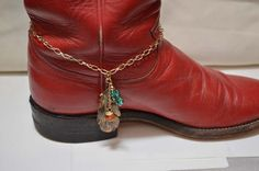 Boot Jewelry  Boot Bling Boot Bracelet Fashion Boot Jewelry on Etsy, $14.00
