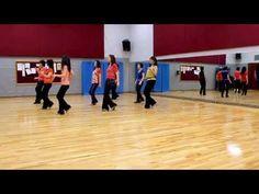 ▶ My First Love - Line Dance (Dance & Teach in English & 中文) - YouTube