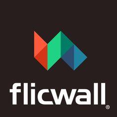 Flicwall social video sharing app