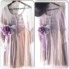 3580dbfe3d Romantic Boho summer sundress Gypsy soul by TrueRebelClothing Country Chic  Dresses