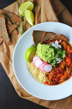 happy hearted kitchen: Spring Chili & Quinoa Bowls with Seeded Buckwheat ...