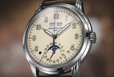 Baselworld 2017: Patek Philippe Ref. 5320G Perpetual Calendar  from PROFESSIONALWATCHES