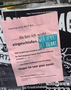 Rigaer Straße | #Friedrichshain // Mehr #NOTES findet ihr auf www.notesofberlin.com