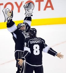 <b>Since their inception in 1967, the Los Angeles Kings had never won hockey's biggest prize.</b> That all changed last night.