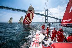 Volvo Ocean Race 2017-18, une 9e étape qui peut tout changer