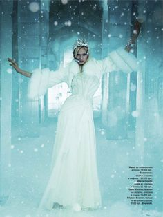 GLAMOUR RUSSIA DECEMBER 2012